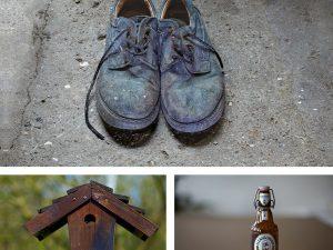 Bildtafel Schuhe