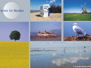 Themenwand Ferien im Norden