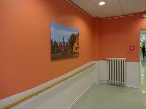 Haus Hardt Wuppertal - Farbkonzept